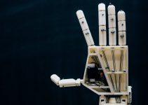 braccio robotico aslan