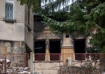 Incendio in Repubblica Ceca